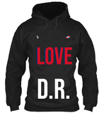 Love DR Hoodie - 1st Culture