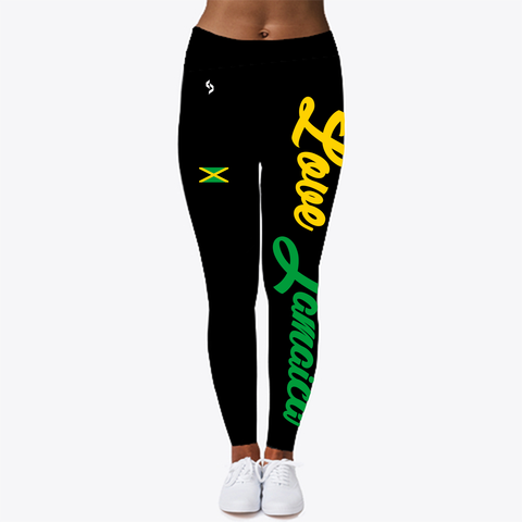 Love Jamaica Leggings - 1st Culture