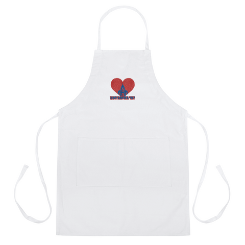 Kot Lafwa'w Embroidered Apron - 1st Culture