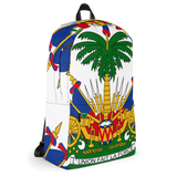Haiti Emblem Backpack - 1st Culture