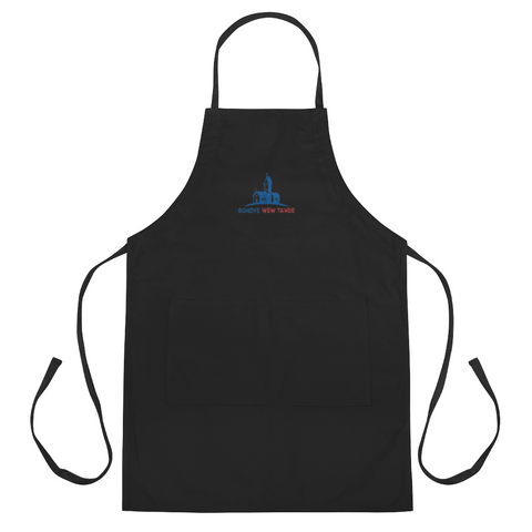 Bondye Wew Embroidered Apron - 1st Culture
