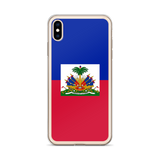 Haiti Flag iPhone Case - 1st Culture