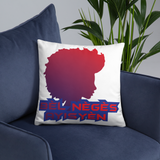 BÈL NÈGÈS AYISYÈN Decorative Pillow - 1st Culture