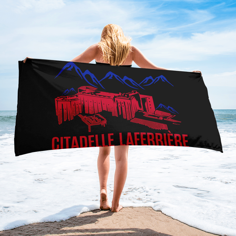Citadelle Laferrière Beach Towel - 1st Culture