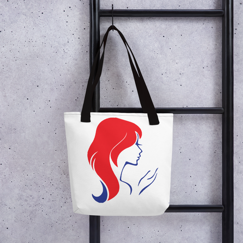 Haitian Queen Tote bag - 1st Culture