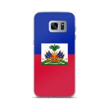 Haiti Flag Samsung Case - 1st Culture
