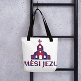 Mesi Jezu Tote Bag - 1st Culture