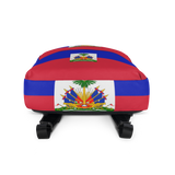 Haiti Flag Backpack - 1st Culture
