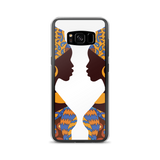 Haitian African Sisters Samsung Case - 1st Culture