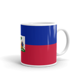 Haiti Flag Mug - 1st Culture