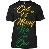 Out of Many, We Are One T-Shirt - 1st Culture
