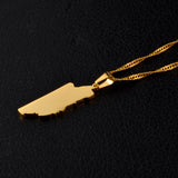 Belize Gold Color Necklace - 1st Culture