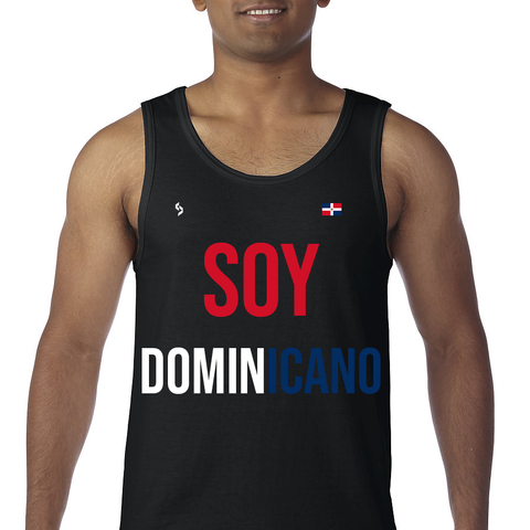 Soy Dominicano Tank Top - 1st Culture