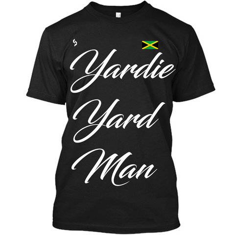 Yardie Yard Man T-Shirt - 1st Culture