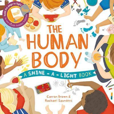 The Human Body: Shine-a-Light Book