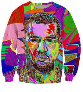 3D Multicolour Kanye Sweat-sweat-Sweats for Sale-Sweats for Sale