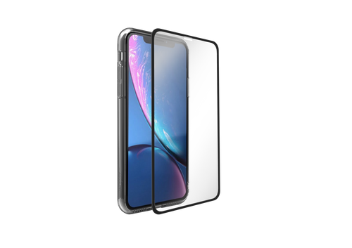 LINKASE AIR + 3DPERFECT ENCLOSURE for iPhone XR