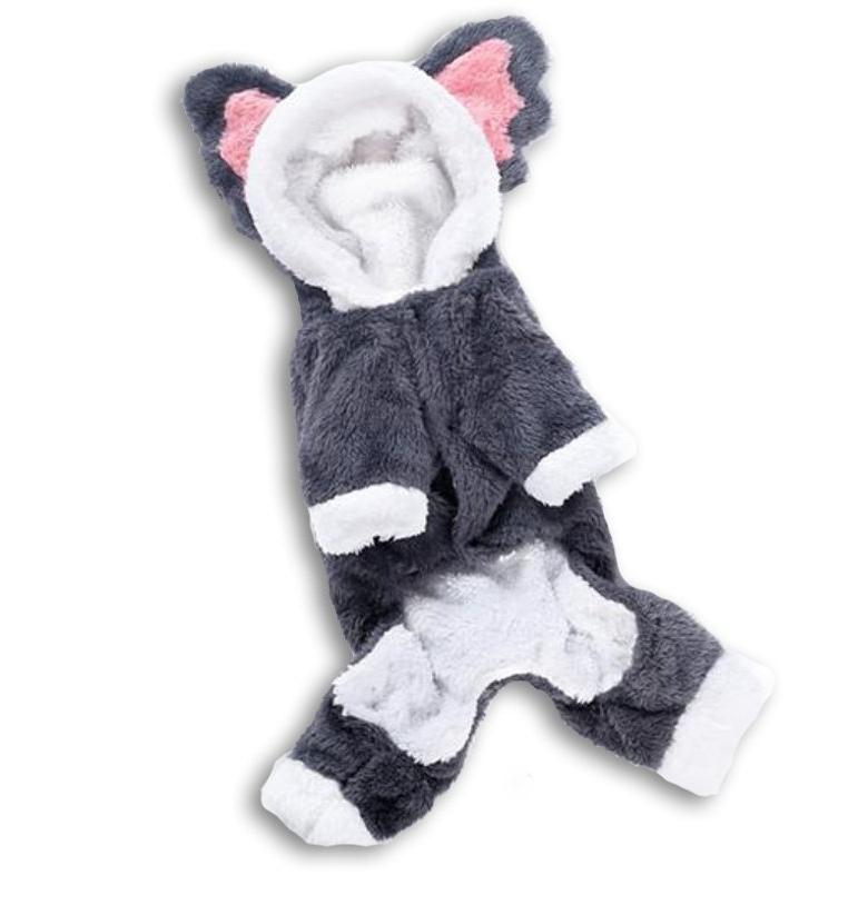 Elephant Plush Onesie