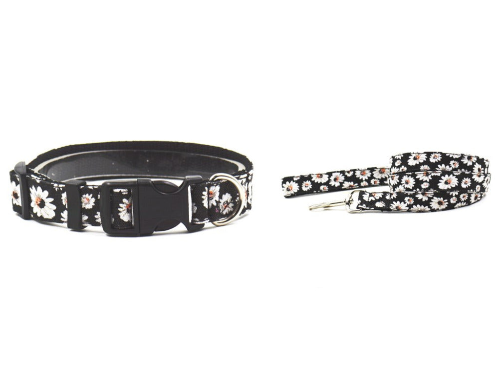 Daisy Collar & Leash Set