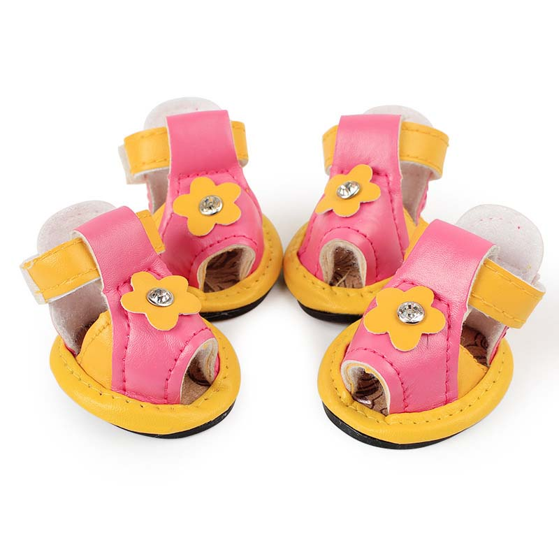 Summer Pupper Sandals - 3 Colors!