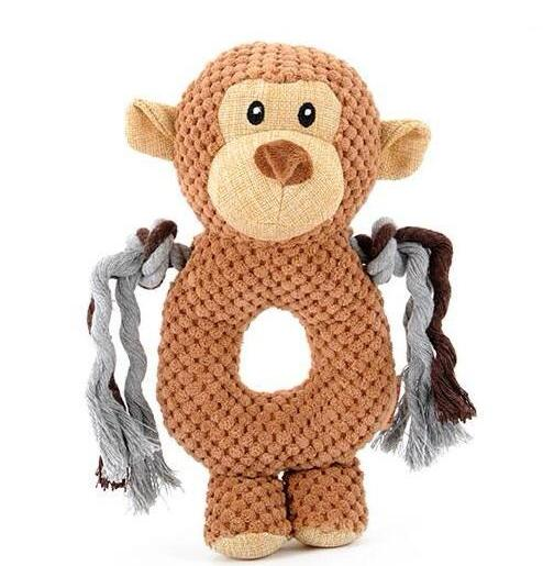 Corduroy Monkey Toy