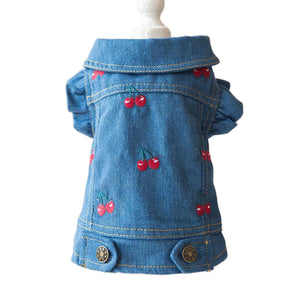 CherryBomb Denim Shirt