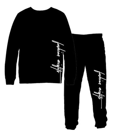 Fashion Misfits Classic Sweatsuit