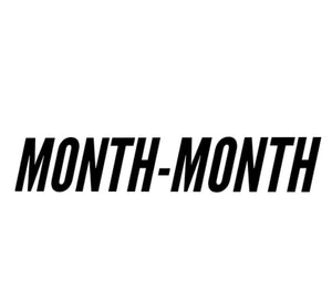 Month-Month Lifestyle Coaching