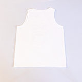 White Apeshit Tank Top