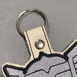 "STITCH WARS- MARVEL ""THOR"" KEYRING"