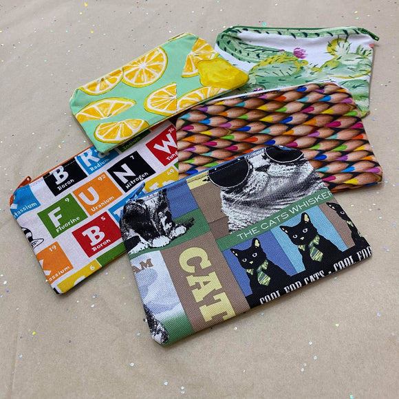 SEW HOT RIGHT NOW- COIN PURSES