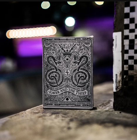 JOKER & THE THIEF PLAYING CARDS - STREET EDITION