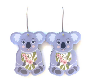 SMYLE DESIGNS- KOALA EARRINGS