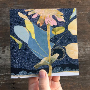 DANA KINTER -When it is dark enough you can see the stars (2) Blank Greeting Card