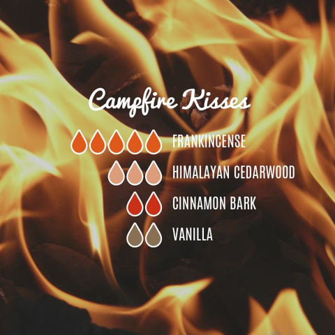 campfire kisses fall blends