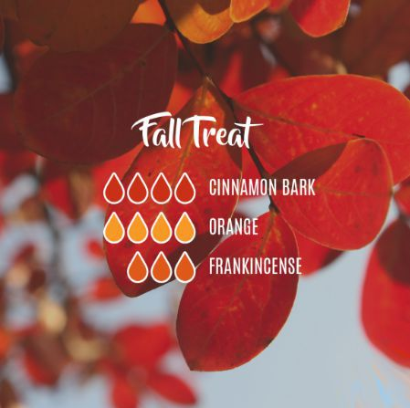 fall autumn blends