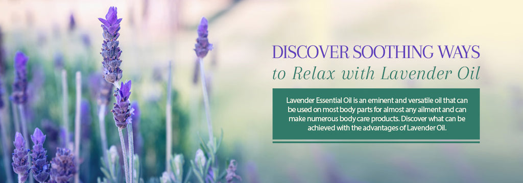 Lavender Essential Oil Recipes - Essentially You Oils - Ottawa