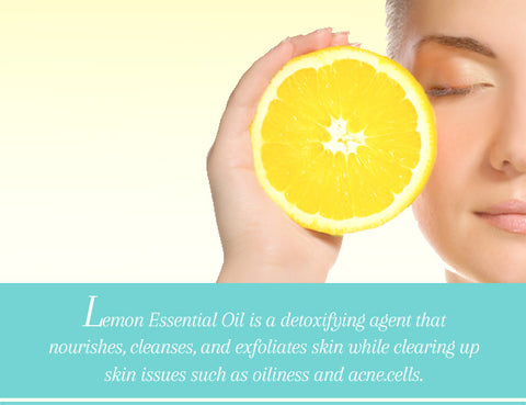 Lemon Essential Oil - Uses & Benefits - Essentially You Oils - Ottawa Ontario Canada