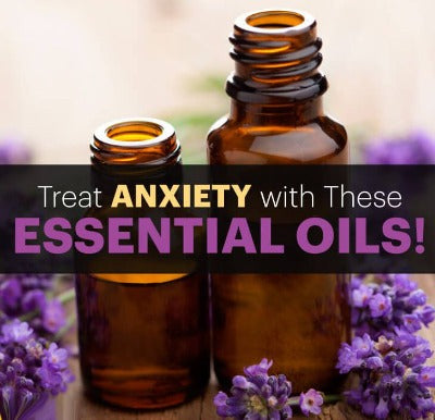 Anxiety & Stress Essential Oils Kit #1 - Essentially You Oils