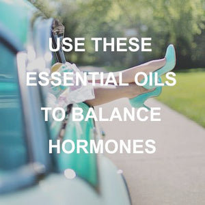 Woman's Monthly Essential Oil Kit #1 - Essentially You Oils