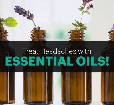 Headache Essential Oil Kit #1 - Essentially You Oils