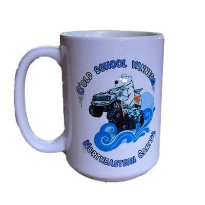 Custom Coffee Mug 15oz