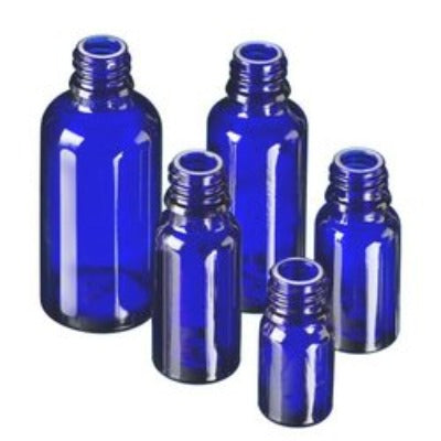 Cobalt Blue Bottle 60 ml