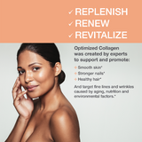 OPTIMIZED COLLAGEN - COLLAGEN PEPTIDES