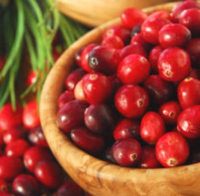 Cranberry Peach Vanilla Fragrance Oil - Essentially You Oils