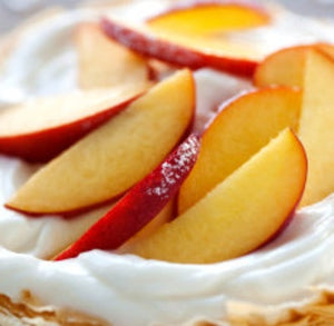 Peaches & Cream Fragrance Oil - Essentially You Oils