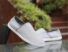 2016 New Men Summer Mesh Shoes Loafers Slip On Super Cool Sport Water Shoes Walking Comfortable Breathable Men's Shoes zapatos