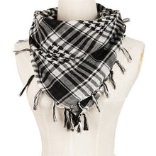 Fashion 2017 men scarf Lightweight Military Arab Tactical Desert Army Shemagh KeffIyeh Scarves