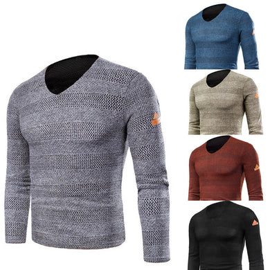 Sweater Men 2018 Brand Pullovers Casual Sweater Male O Collar Solid Simple Slim Fit Knitting Mens Sweaters Man Pullover