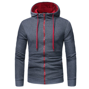Sweat a capuche homme Mens' Long Sleeve Hoodie Hooded Sweatshirt NEW male boy fashion autumn winter warm Sweatshirt ship from US